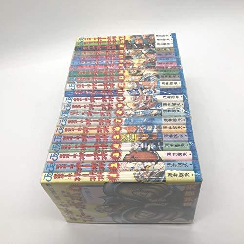 ボボボーボ・ボーボボ コミック 全21巻完結セット(ジャンプ・コミックス)