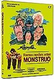 Buenas noches Señor Monstruo DVD
