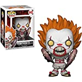 Lotoy Pop Movie Series - IT Pennywise with Spider Legs #542 Vinyl 3.75inch Figure Movie Derivatives ...