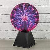 Global Gizmos Boule Plasma Effet Charge électrique 20,3cm
