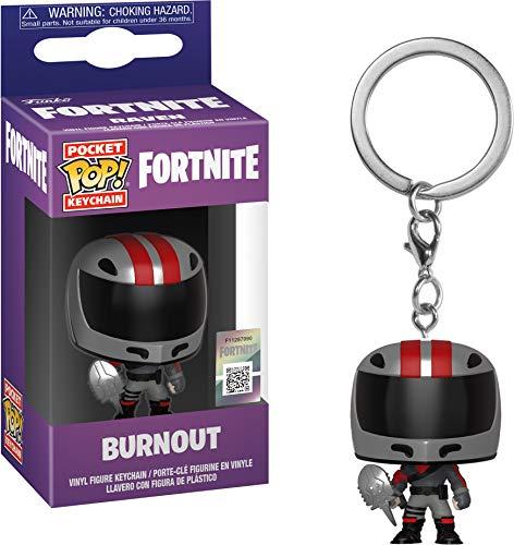 Funko Pop! Keychain: Fortnite S2 - Burnout