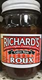 RICHARD'S Cajun Style Roux 16 Ounce Jar