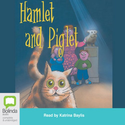 Hamlet and Piglet, Plus Three More audiobook cover art