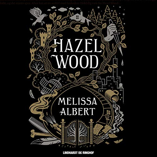 Hazel Wood cover art