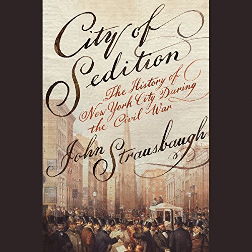 City of Sedition cover art