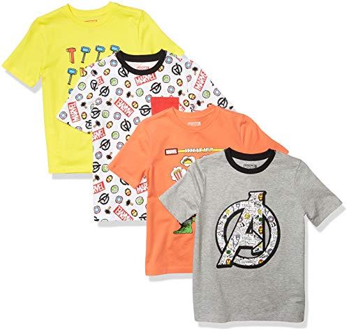 Lista de Camisetas de manga corta para Niño - solo los mejores. 9