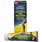 Dr. Scholl's Arthritis Pain Relief Gel Extra Strength, Diclofenac Sodium Topical Cream Clinically Proven, Reducing Joint/Knee Stiffness and Inflammation, 50 g
