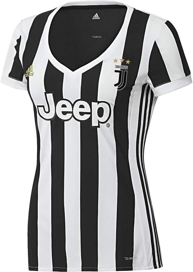 adidas Juventus 2017-2018 H JSY W, Maglietta Donna