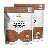 Eternae By Nature Organic Cacao Powder, 16 Oz, 2Count
