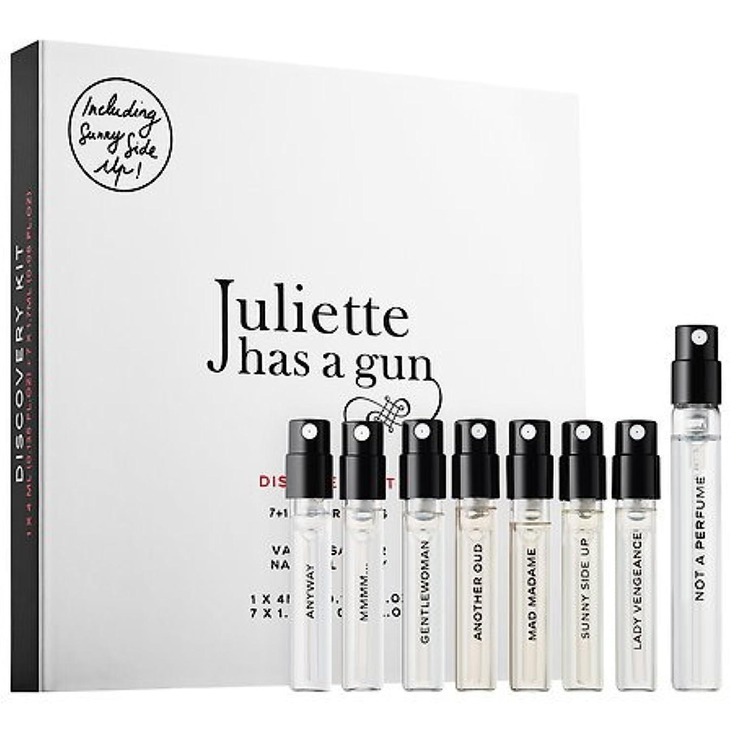羊の服を着た狼現実には一回Discovery Kit by Juliette Has A Gun Spray Samples(ジュリエット ハズ ア ガン ディスカバリーキット)[海外直送品] [並行輸入品]