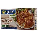 Bjorg Palets Soja à l'indienne Bio - 200 g (2 x 100 g)