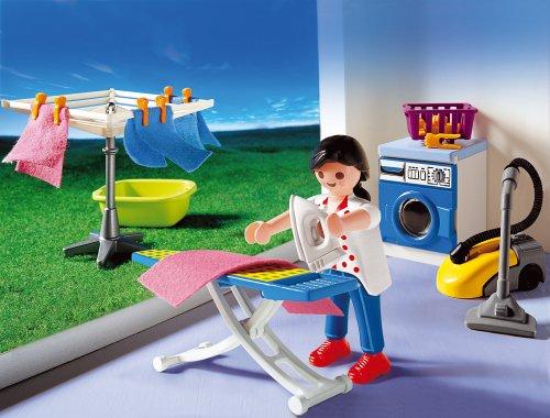 PLAYMOBIL® 3206 - Hauswirtschaftsraum