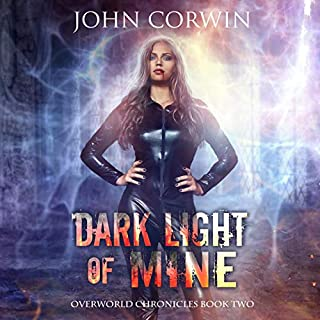Dark Light of Mine audiobook cover art