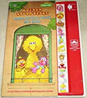 Baby-sitting with Big Bird 0307740293 Book Cover