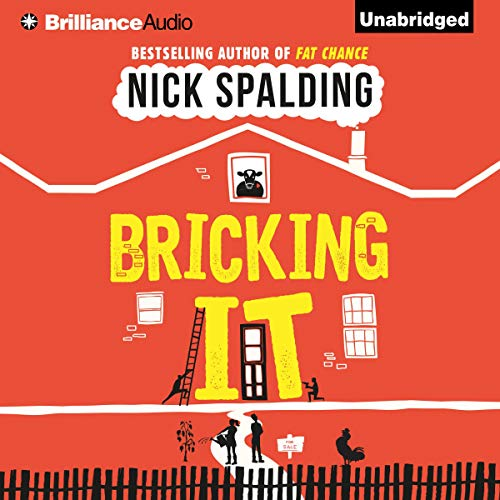 Bricking It audiobook cover art