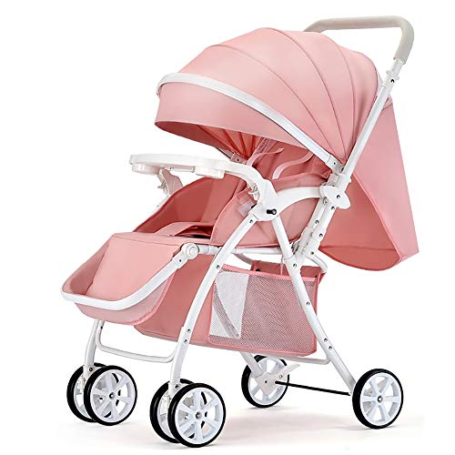 Review Of FEI JI Pushchairs Baby Pushchair - Baby Stroller Bassinet Portable Folding Shock Absorber ...
