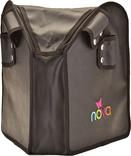 Pouch Bag for 3 Wheeled Rollator Walker, Replacement Bag for Traveler 4900, Black