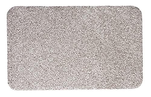 andiamo Schmutzfangmatte Samson waschbare Fußmatte für den Innenbereich, 40 x 60 cm hellbeige