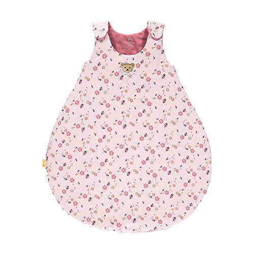 Steiff Baby-Mädchen Schlafsack Tragbare Decke, Almond Blossom, 110