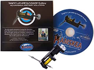 Hamskea Easy Third Axis Level/ DVD Combo (Black Level)