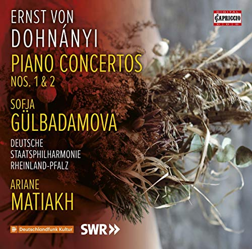 Konzert Für Klavier und Orchester 1 & 2