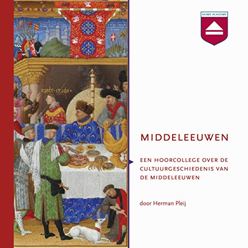 Middeleeuwen audiobook cover art