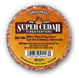 SUPER CEDAR FIRESTARTERS - 100 Count...
