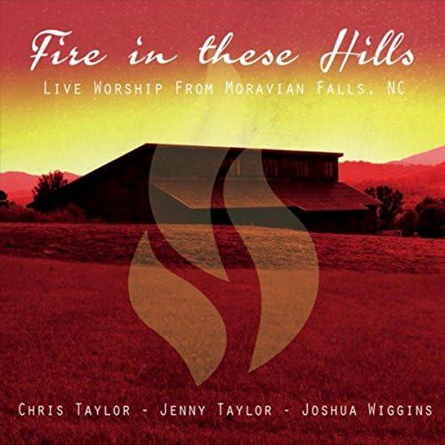 Chris Taylor, Joshua Wiggins & Jenny Taylor