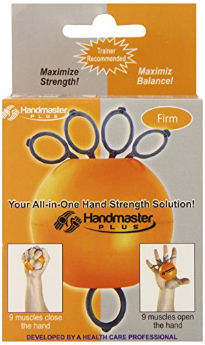 Handmaster Plus Physical Therapy Hand Exerciser, Firm