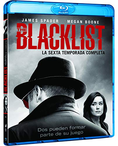 The Blacklist - Temporada 6 (BD) [Blu-ray]