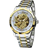 Analog Digital Watch for Men, Mens Watch with...