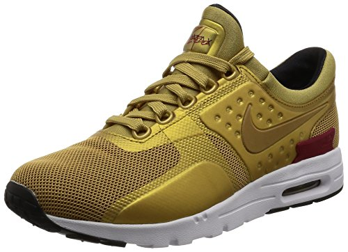 Nike Damen Schuhe Air Max Zero Shoe 863700-700 Gelb US 6