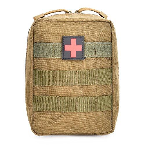 G4Free EMT Pochette Tactique Molle Médicale pour Premiers Secours