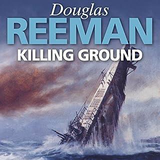 Killing Ground audiobook cover art