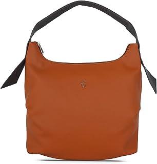 Baggit Women's Hobo Bag (Orange)