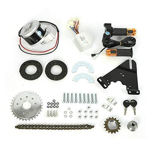 TFCFL 350W 36V Motor de cepillo con rueda libre bicicleta eléctrica kit...