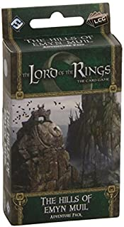The Lord of the Rings: The Card Game the Hills of Emyn Muil Adventure Pack (September 01,2011)