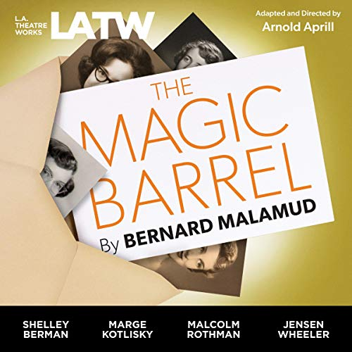 The Magic Barrel cover art