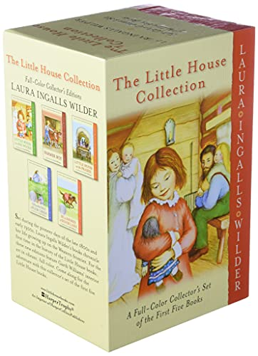 Little House 5-Book Full-Color Box Set: Books 1 to 5の詳細を見る