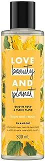 Shampoo Love Beauty and Planet Hope & Repair 300 ml, Love Beauty & Planet