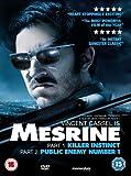 Mesrine: Killer Instinct Public Enemy Number One - 2-DVD Set ( L'instinct de mort /...