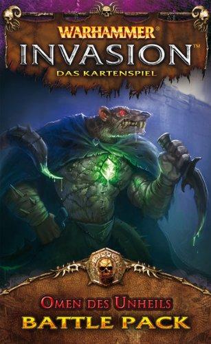 Preisvergleich Produktbild Heidelberger HE235 - Warhammer Invasion: Omen des Unheils - Battle Pack