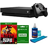 Microsoft Xbox One X 1 TB with Red Dead Redemption 2