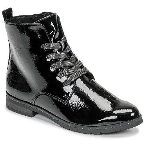 MARCO TOZZI Enkellaarzen/Low boots dames Zwart Laarzen