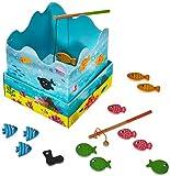 Goula - Mis primeros juegos: juego de la pesca (Diset 53412)