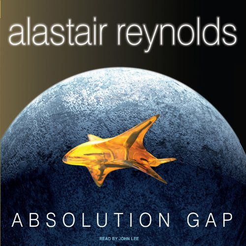 Absolution Gap Audiobook By Alastair Reynolds cover art