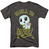 LITTLEST PET SHOP SHELL YA LATER T SHIRT - This unisexadult t shirt looks stylish on both men and women so it's great for easy, everyday wear PRINTED IN USA-All designs are printed in our high-tech printing facility right here in Detroit, MI. Each...
