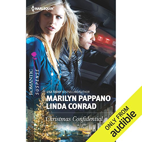 Christmas Confidential audiobook cover art