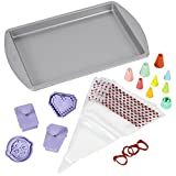 Rosanna Pansino by Wilton Cookie Baking and Decorating Set