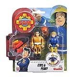Sam, el bombero Elvis & Penny Conjunto de Figuras | Simba Toys